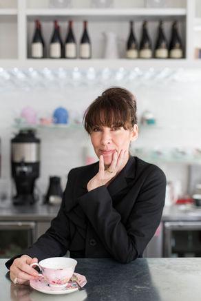 Karine Favre-Massartic: Cafe Poetes