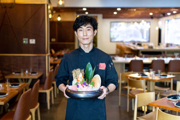 Chef Mike Lim: Tobiuo Sushi