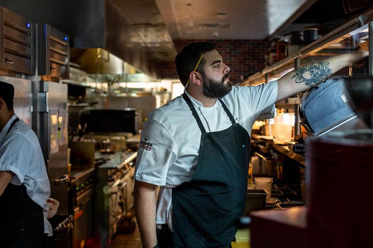Chef EJ Miller: International Smoke