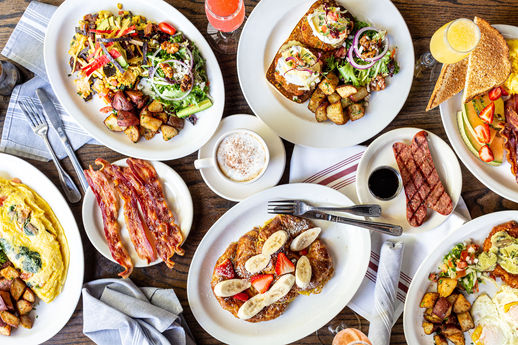 Local Table: brunch