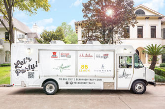 Berg Hospitality Catering Truck