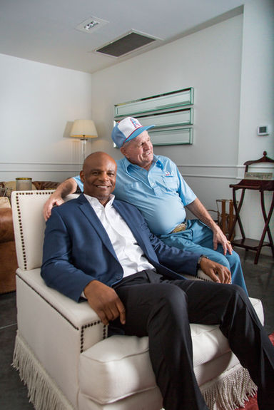 Warren Moon + Ed Biles