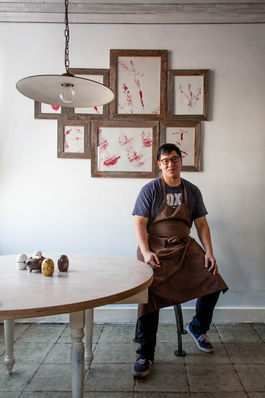Chef Justin Yu: Oxheart