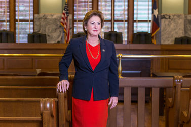 Kim Ogg: Harris County District Attorney