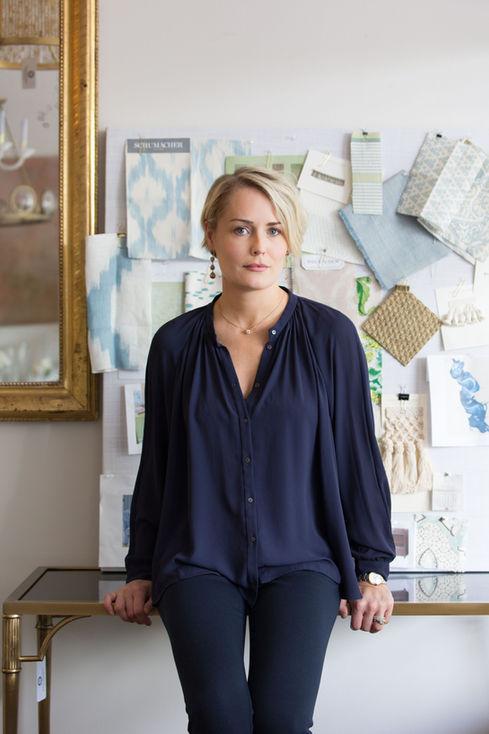 Julie Rhodes: Interiors