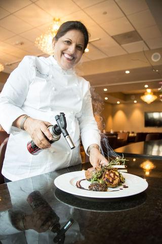 Chef Kiran: Kiran's