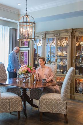 Martha and Glenn Turner Home