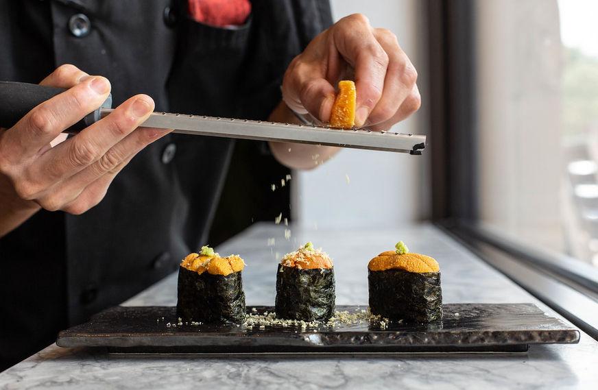 Tobiuo Sushi