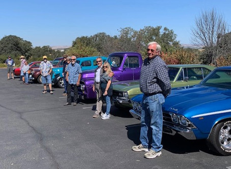 Cruise and Lunch at Hunter Ranch