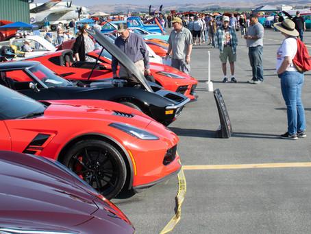 Warbirds Car Show and Swap Meet