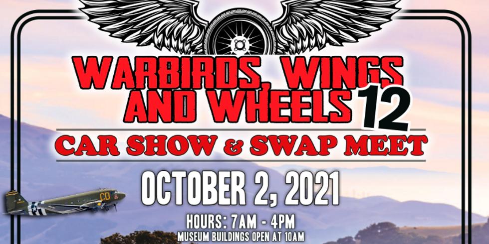 Warbirds Wings & Wheels