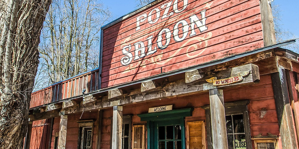 Cruise to Pozo Saloon for Lunch