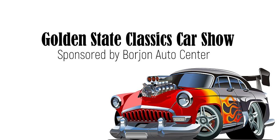Golden State Classics Car Show