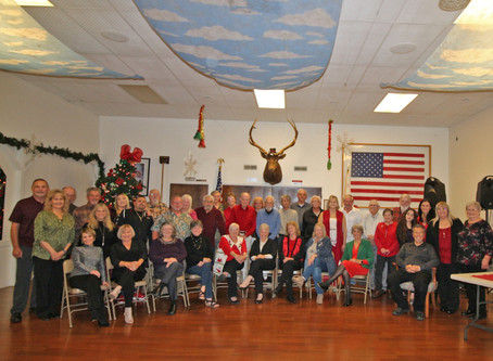 Holiday Dinner and Party 2019