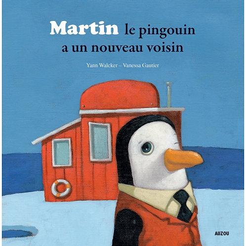 Martin le pingouin a un nouveau voisin