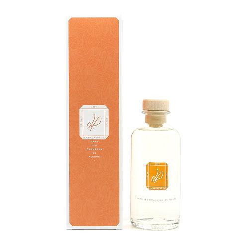 Diffuseur de parfum de Grasse - Dans les orangers (200ml)