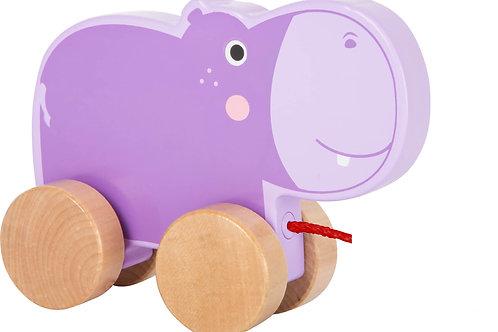 Hippo à promener