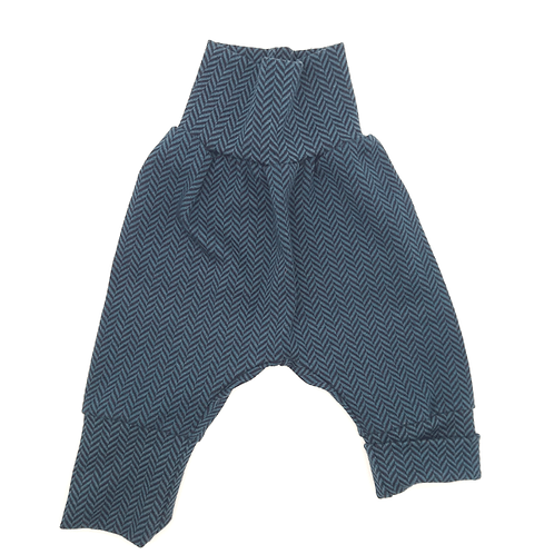 Pantalon évolutif marine