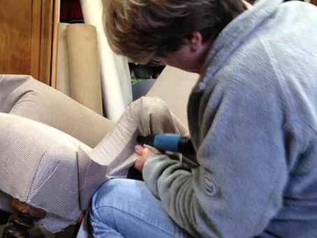 Créatrice - Dorothée Jouhans tapissier