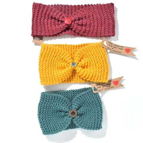 Headband en crochet