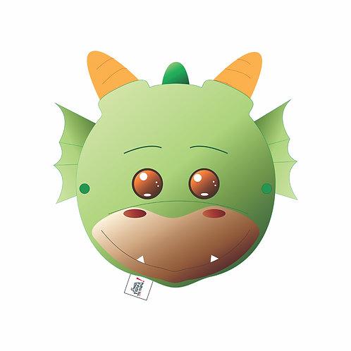 Ardoise nomade dragon vert