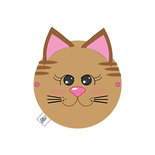 Ardoise nomade chat