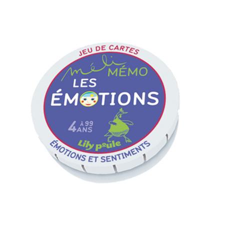 Memory les émotions