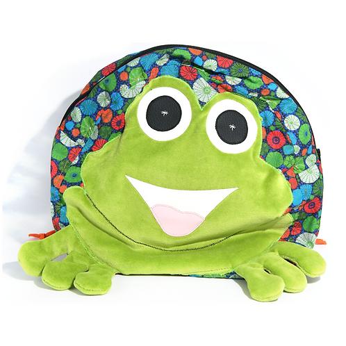 Sac à dos / cartable maternelle grenouille