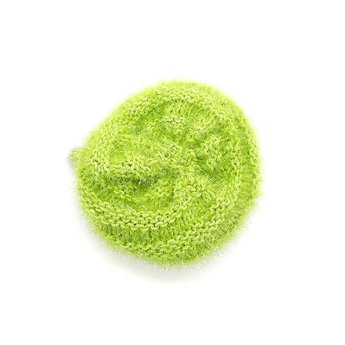 Fleur de douche vert pomme