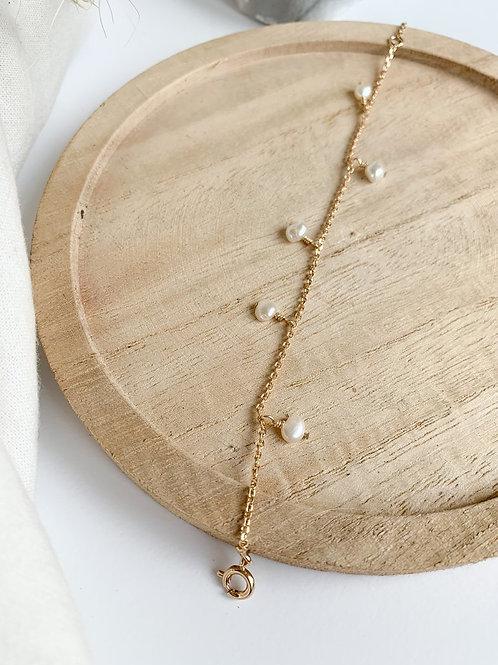 Bracelet chaîne Odilon
