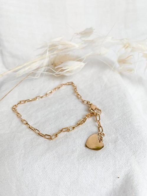 Bracelet chaîne Gustave