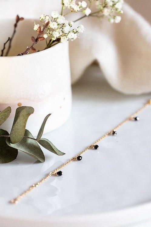 Bracelet chaîne Denise (divers coloris)