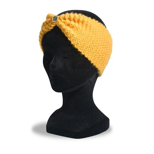 Headband moutarde