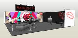 Revlon Booth