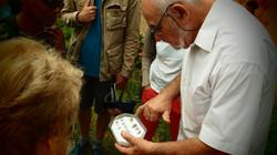 visite de la maison de l'apiculture