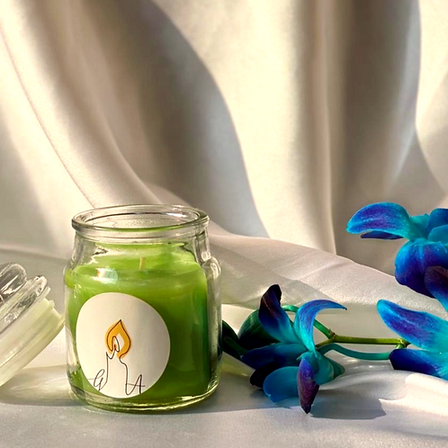 GREEN TEA - SCENTED CANDLE