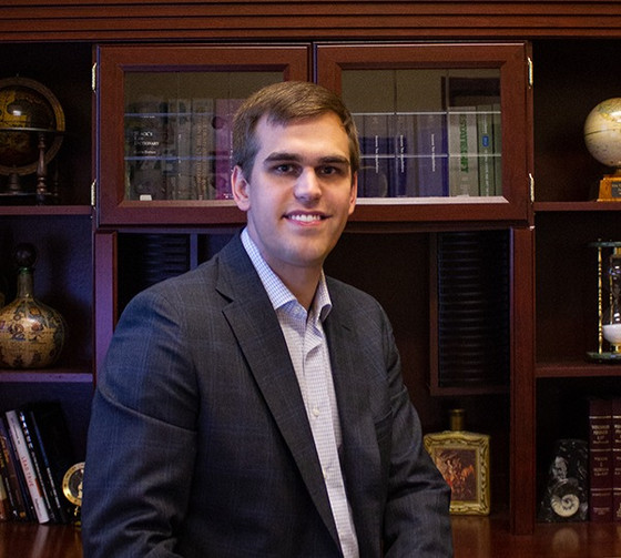 Eric Christoffersen selected for In Business Magazine's 2021 Class of 40 under 40.