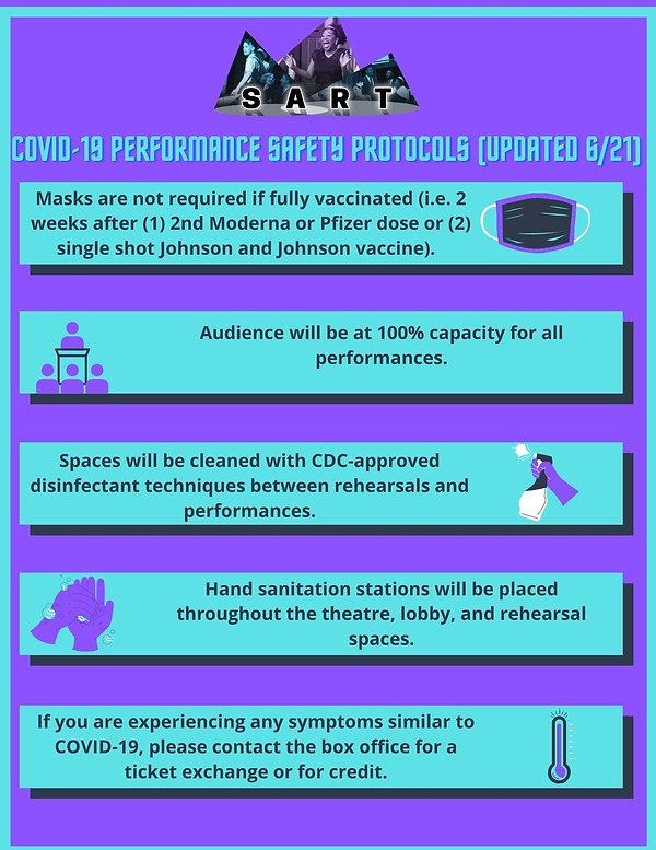 COVID-19 Performance Safety Protocols (1