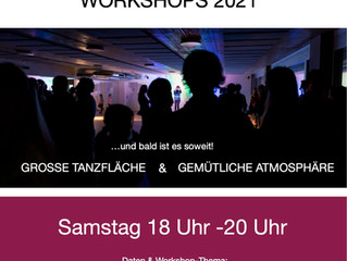 Bachata, Lambada und Salsa WORKSHOP