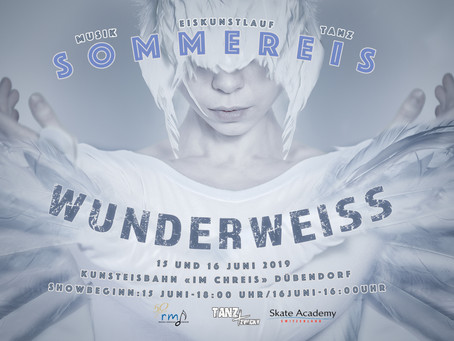 WUNDERWEISS - SOMMEREIS SHOW 2019