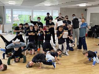 Kids Breaking Workshops / 13 & 26 Juni