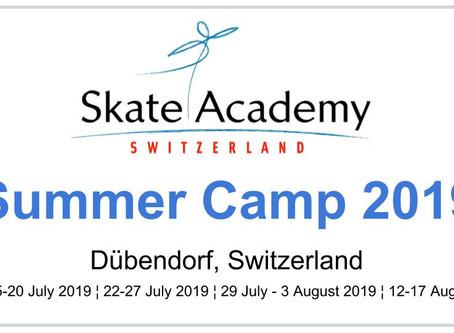 Summer Camp 2019 - Registrations online