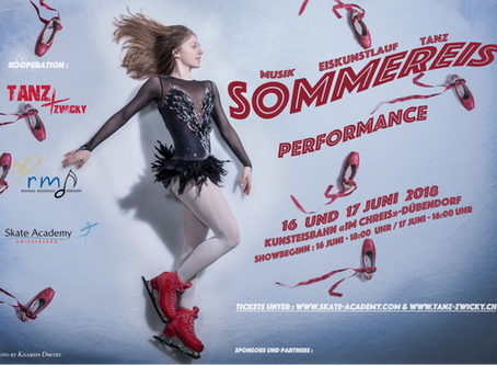 SommerEis PERFORMANCE - Show 2018