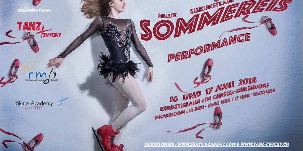 SOMMEREIS Performance 2018 - Saturday 17 June 2018