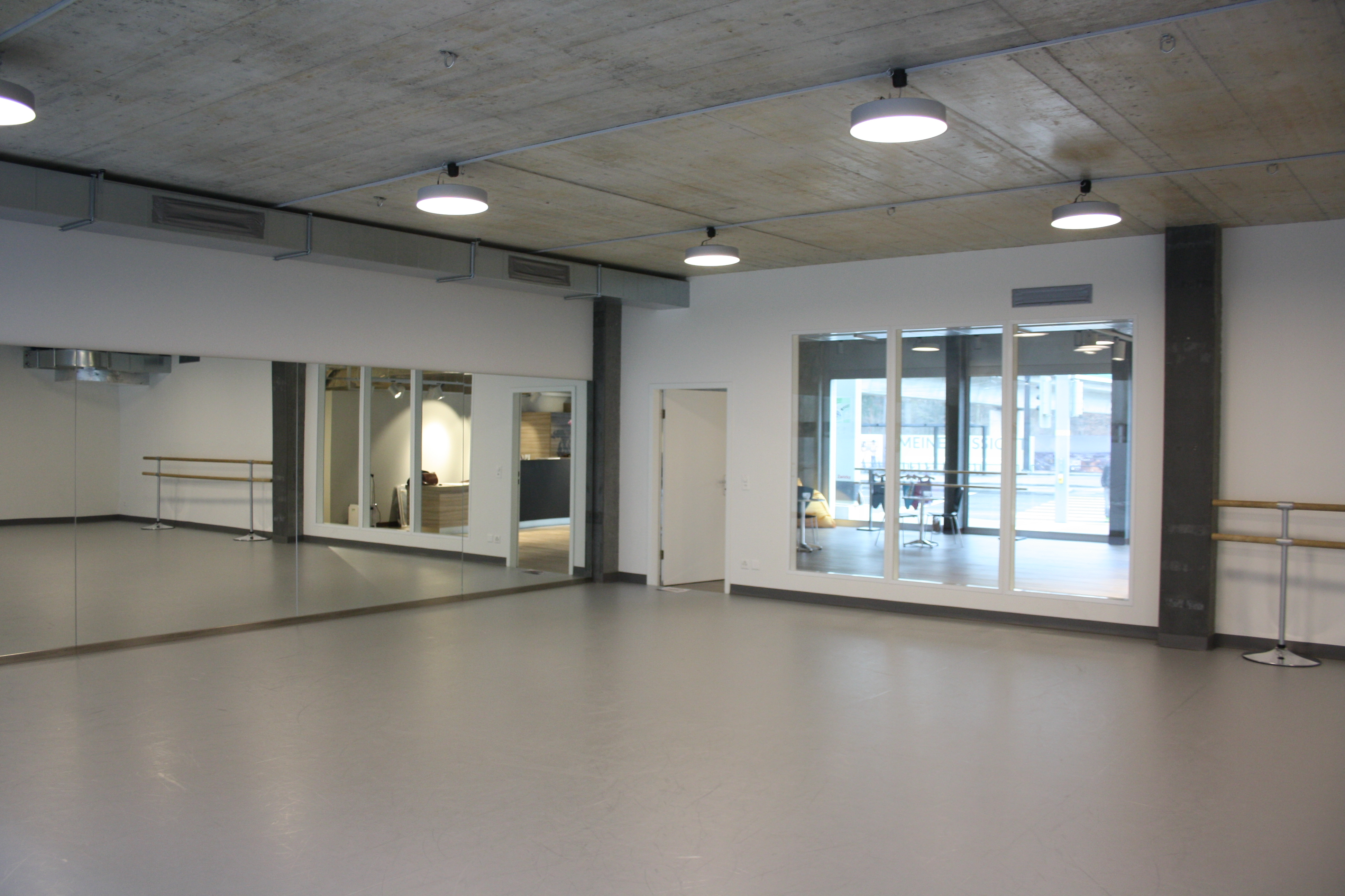 Studio 1 - Monatsmiete