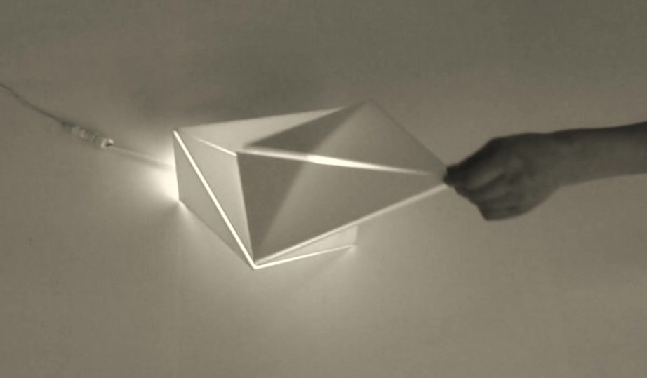Transformable `Lamp