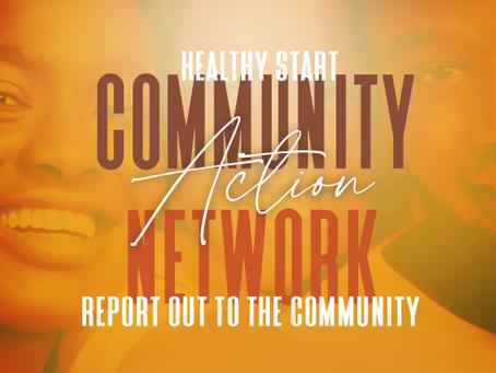 Bi-Annual Community Report: Healthy Start Program-Community Action Network