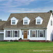 Royal Sovereign® Shingles - Weathered Gray