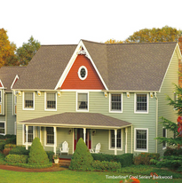 Timberline® CS Shingles - Barkwood