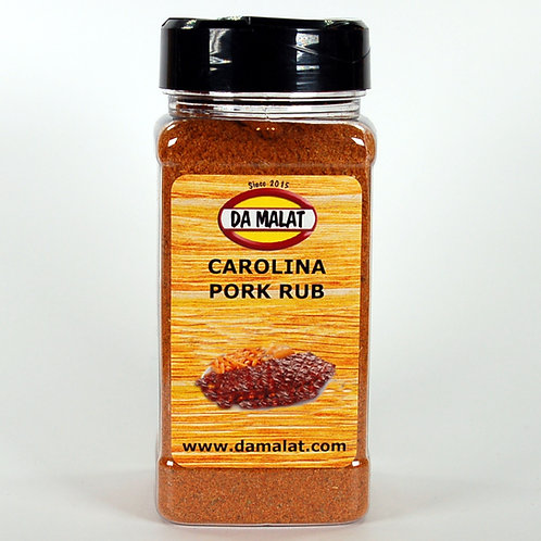Carolina Pork Rub 250g Shaker Jar